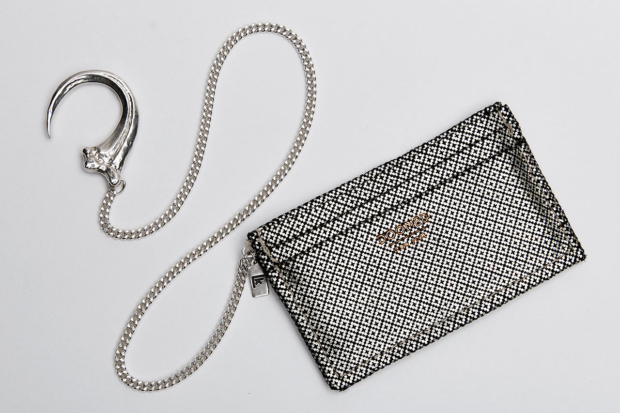 Katherine Lincoln Mama Chain Wallet