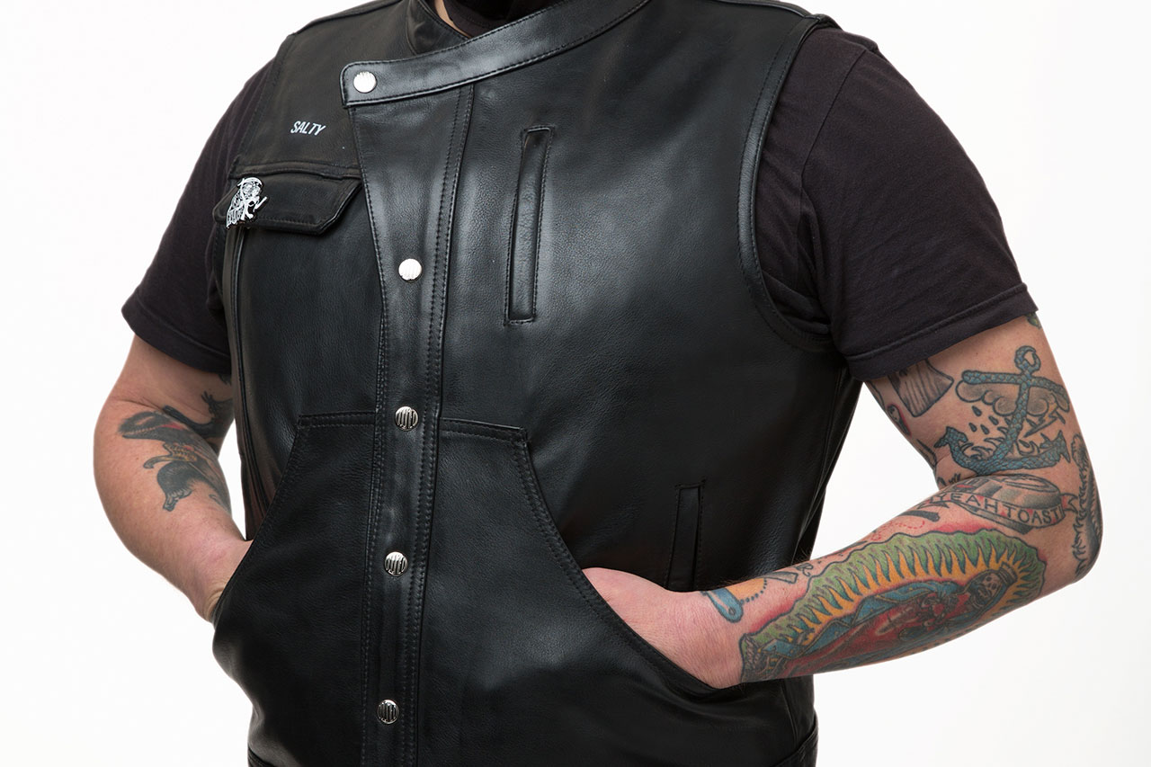 Smokey Mountain Men's Riding Vest