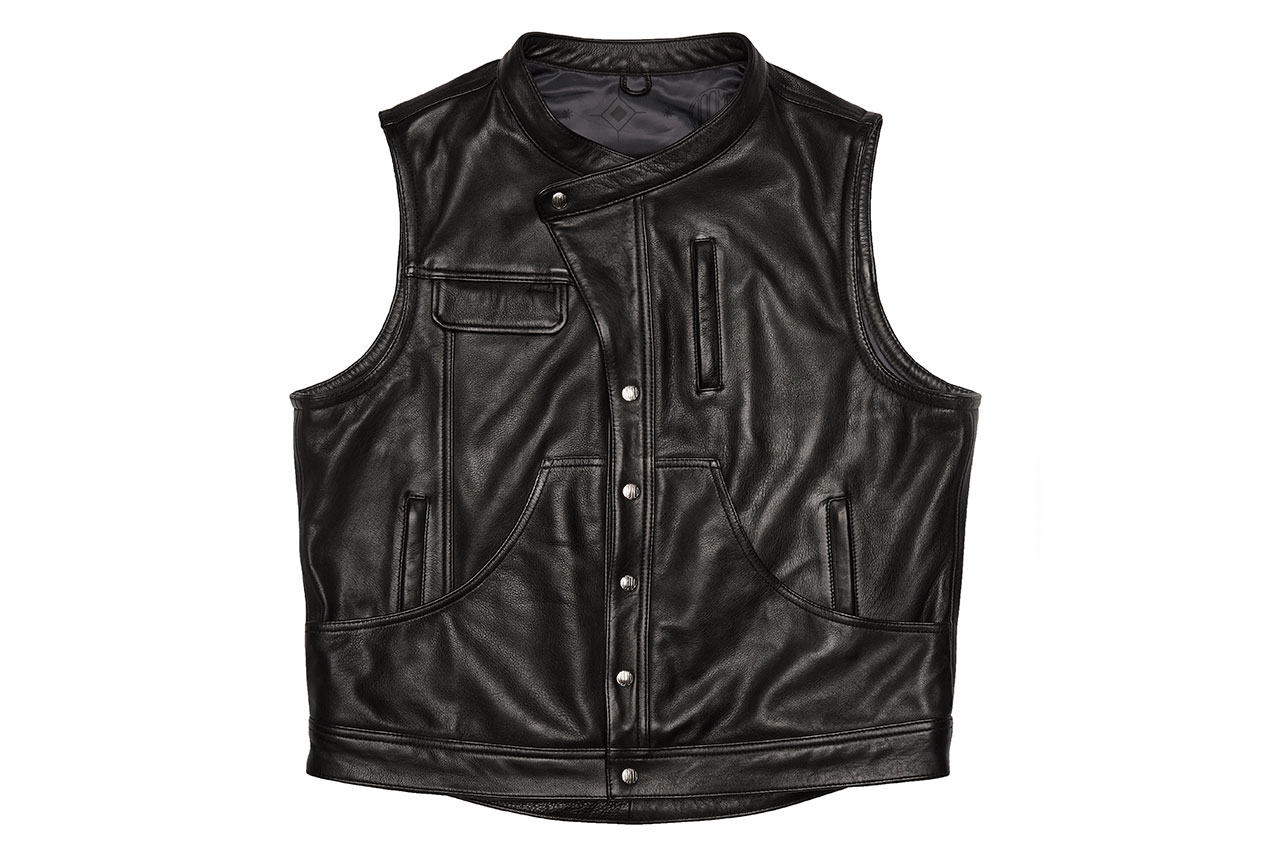 Smokey Mountain Straight Cut Riding Vest