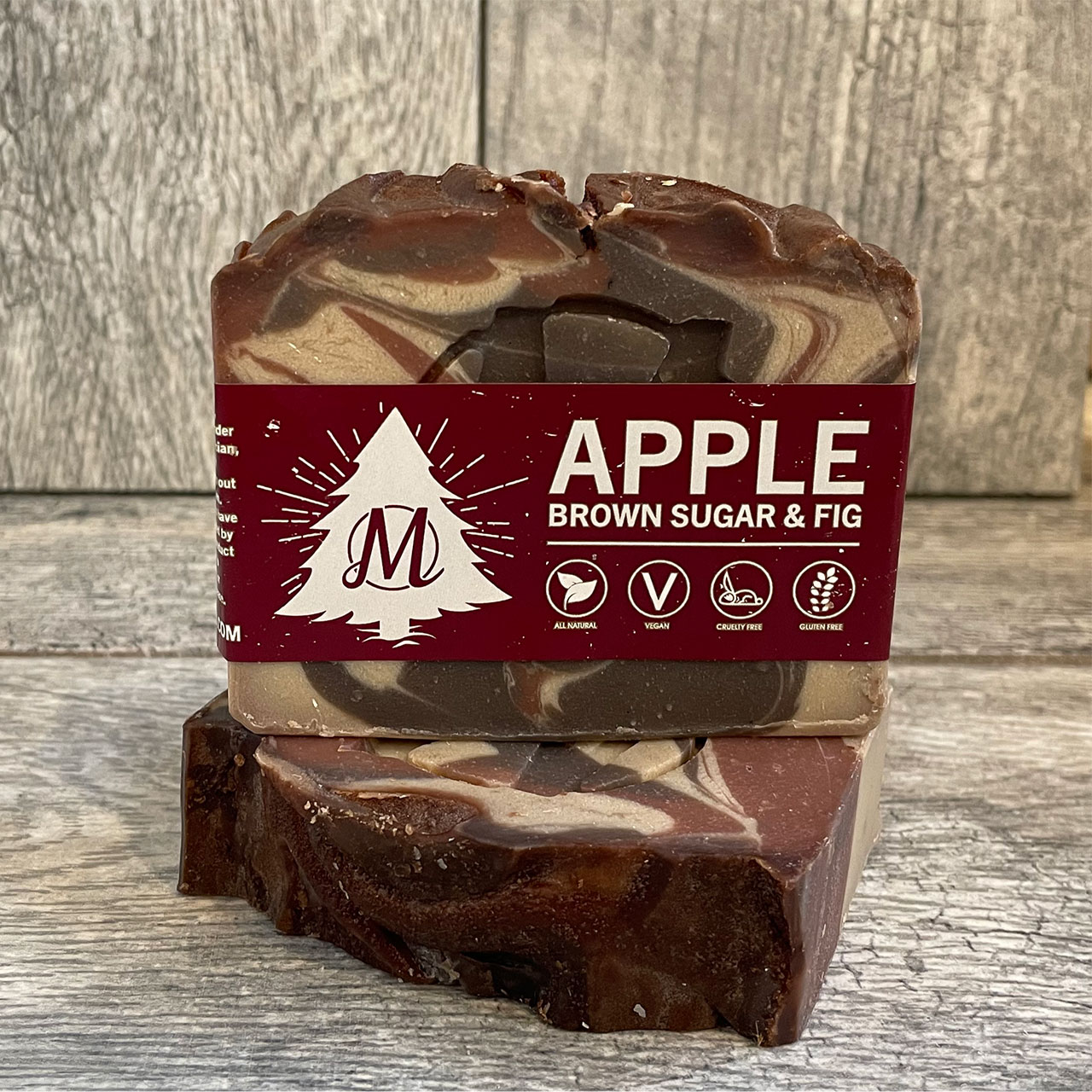 Apple Brown Sugar Fig Soap