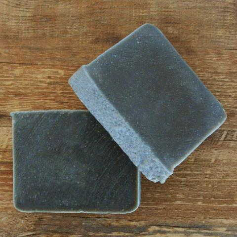 Activated Charcoal & Sea Kelp Facial Body Bar